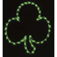 Shamrock Light-Up Frame