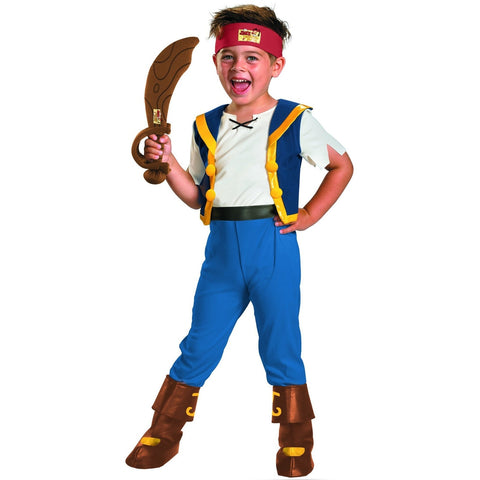 Jake Deluxe Toddler Costume