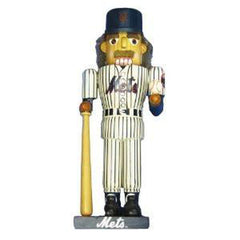 "14"" Mets Player Nutcracker"