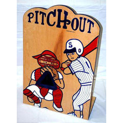 Pitch Out Game