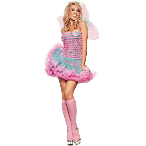 Rainbow Fairy Sexy Costume