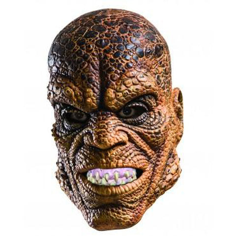 3/4 KILLER CROC ADULT MASK