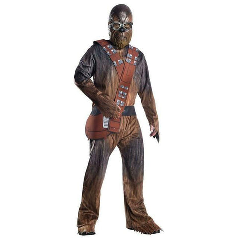 Chewbacca Dlx Men's Costume