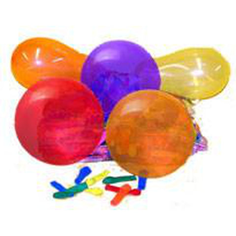 "4"" Assorted Small Balloons (Gross)"