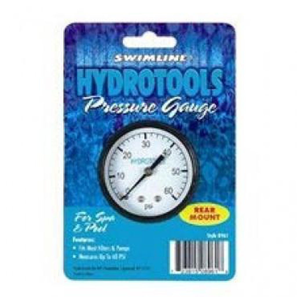 Rear Mount Pressure Gauge