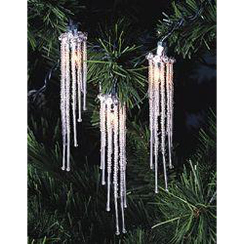 Beaded Icicle Light Set