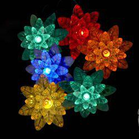 LED Flower Light Set