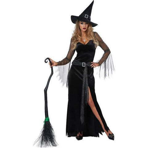 Rich Witch Women's Costume