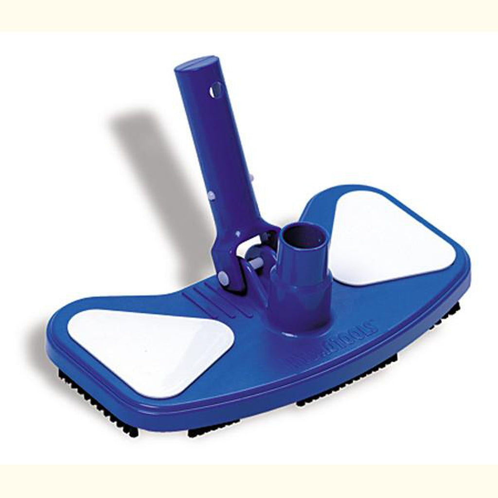 Weighted Butterfly Vacuum Pool Head