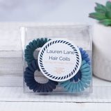 Velour Medium Lauren Lane Hair Coils