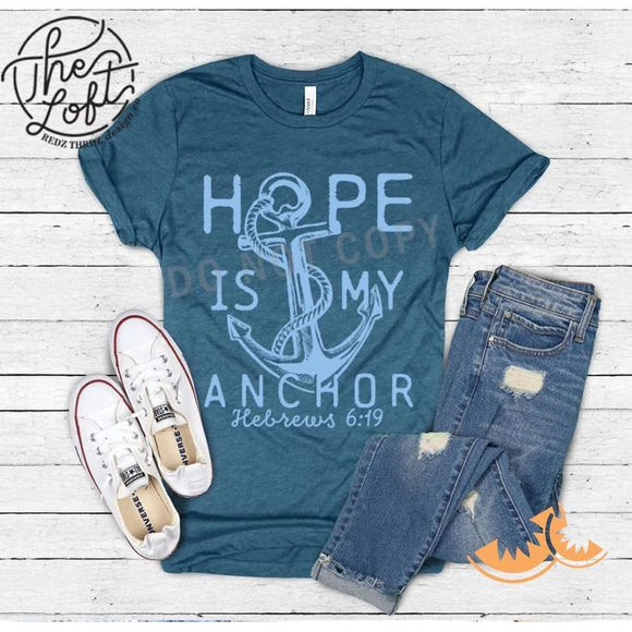 Hope is my Anchor