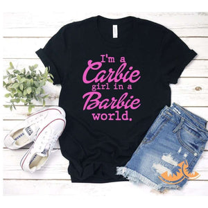 I'm a Carbie Girl in a Barbie World