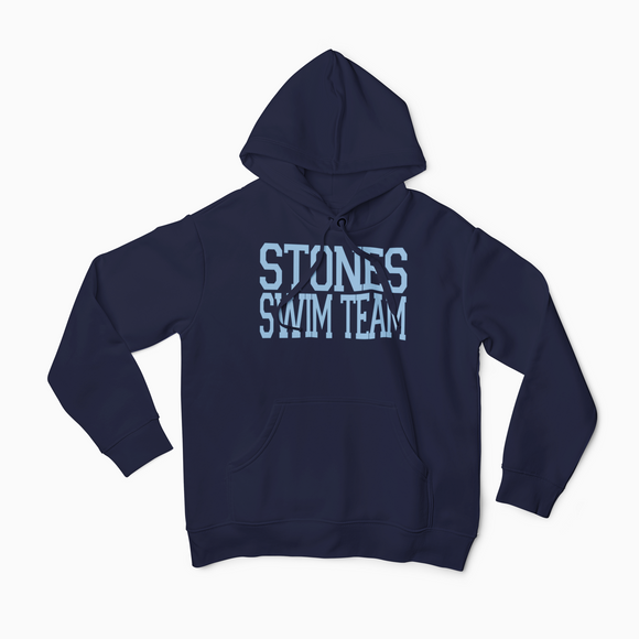 Stones Crossing Swim Team Hooded Sweatshirt