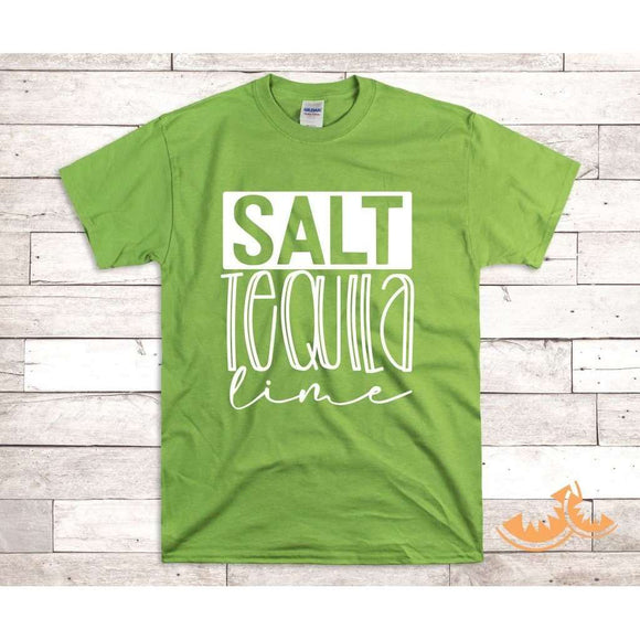 Salt Tequila Lime