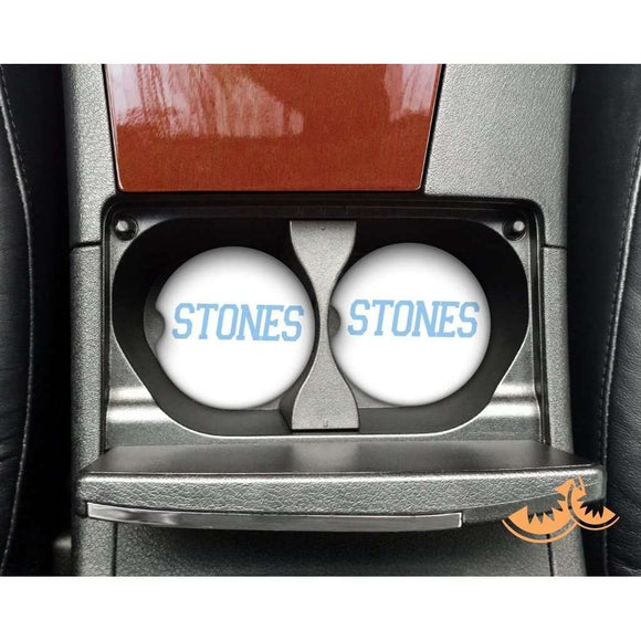 Stones Crossing Car Coaster
