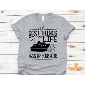 The Best Things in Life Mess Up Your Hair