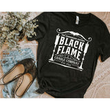 The Black Flame Candle Company