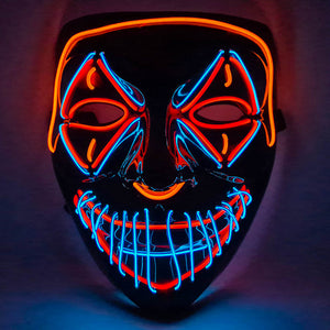 Limited Edition LED Purge Mask #2