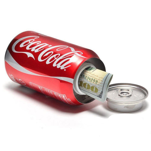 Coca Cola Secret Storage Can