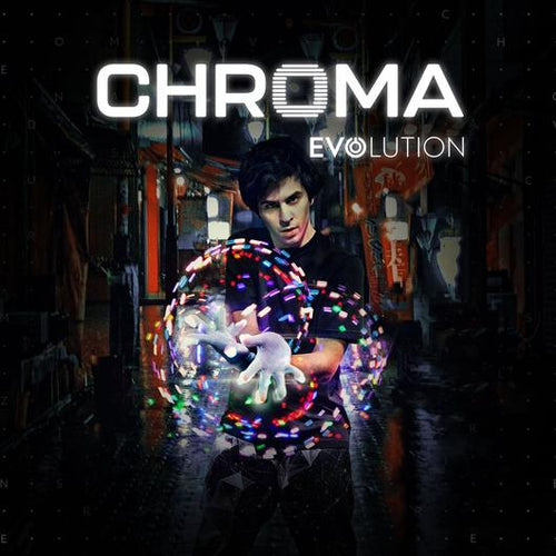 Emazing Lights Chroma Evolution LED Glove Set