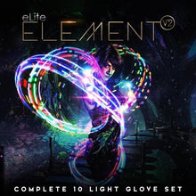 Load image into Gallery viewer, Emazing Lights eLite Element V2 Glove Set