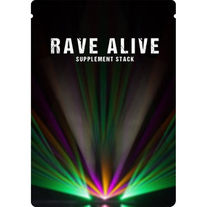 Rave Alive Supplement Stack