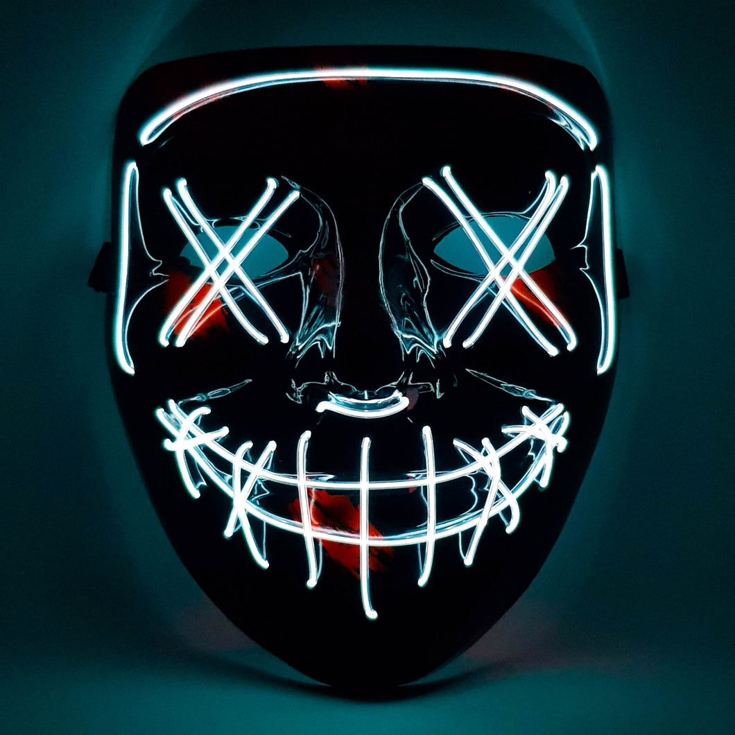 White LED Purge Mask