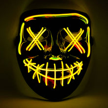 Load image into Gallery viewer, Yellow LED Purge Mask