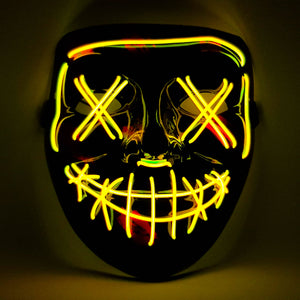 Yellow LED Purge Mask