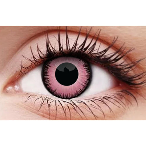 Pink Panther Contact Lenses
