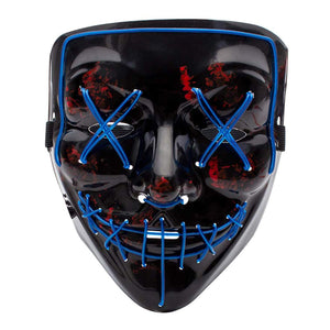 Blue LED Purge Mask