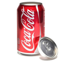 Load image into Gallery viewer, Coca Cola Secret Storage Can