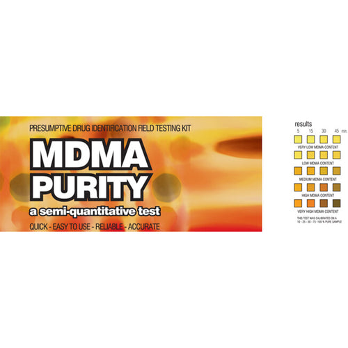 EZ Test MDMA Purity Test Kit