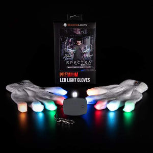 Emazing Lights Spectra Evolution LED Glove Set