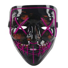Load image into Gallery viewer, Pink LED Purge Mask