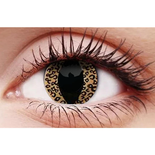 Leopard Eye Contact Lenses