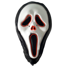 Load image into Gallery viewer, Scream LED Villain Mask