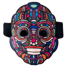 Load image into Gallery viewer, Roboto LED Sound Activated Flat Mask