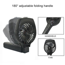 Load image into Gallery viewer, Handheld Misting Fan