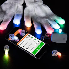 Load image into Gallery viewer, Emazing Lights Spectra Evolution LED Glove Set