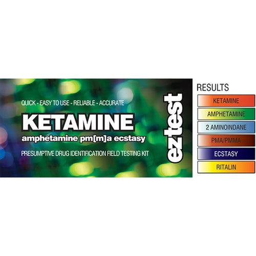 EZ Test Ketamine Test Kit