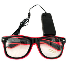 Load image into Gallery viewer, Neon Pink LED Glasses