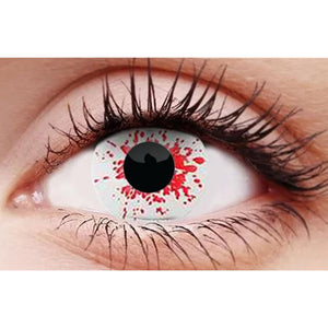 Wild Blood Contact Lenses