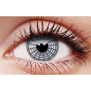 Webbed Contact Lenses