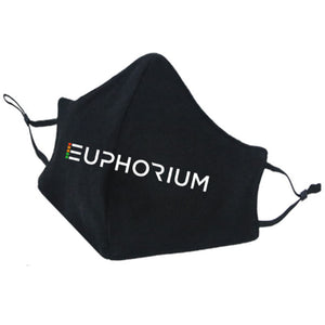 Euphorium PM2.5 Air Filter Mask