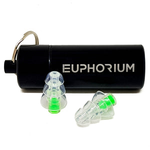 Euphorium High-Fidelity Music Earplugs