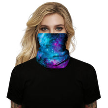 Load image into Gallery viewer, Galaxy Rave Bandana