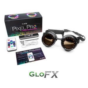 GloFX Pixel Pro Diffraction Goggles