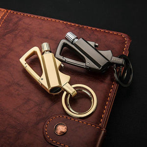 Gold Carabiner Permanent Match