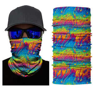 Liquid Acid Rave Bandana